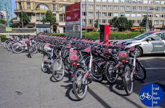 Call a Bike Frankfurt