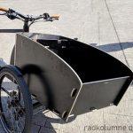 Lastenrad-Zuschuss gefordert