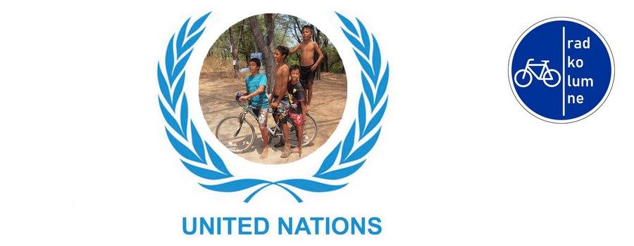 Fahrradtag der Vereinten Nationen