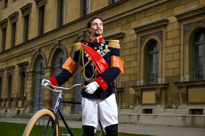 Der Fahrradfreund König Ludwig