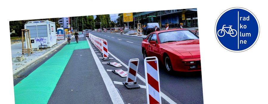 Berlin hebt Fahrtverbote für Radfahrer auf.