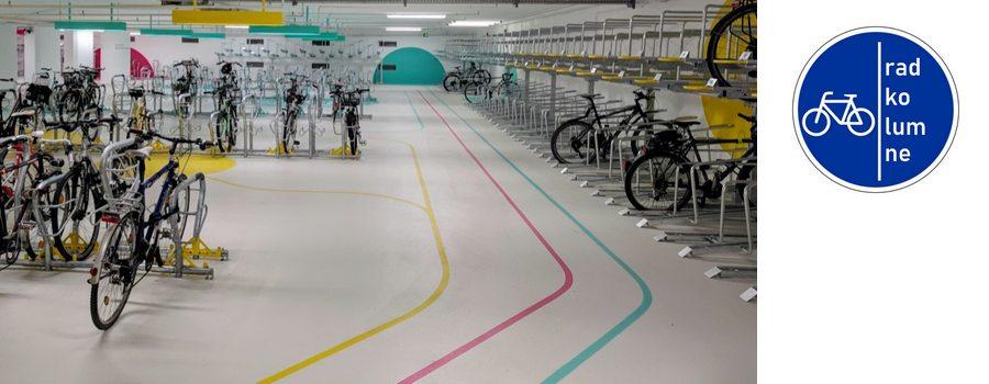 Fahrradstation Karlsruhe